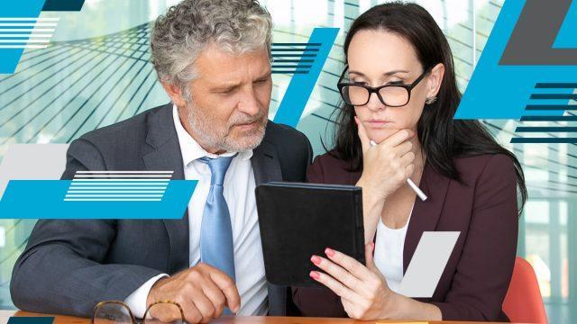 Como o controle financeiro e a organização administrativa impactam na redução da inadimplência