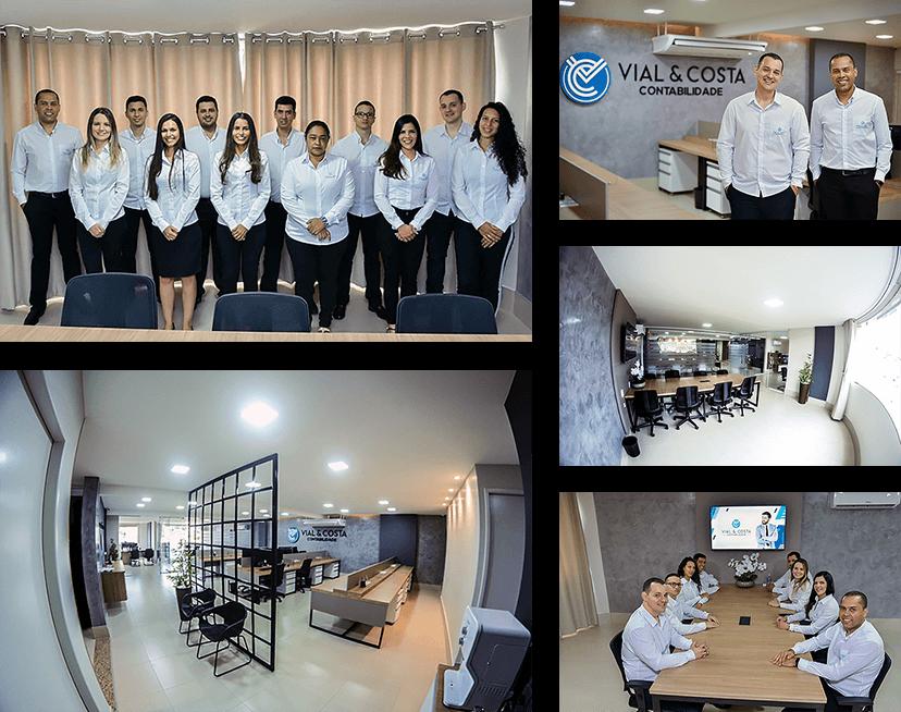 Fotos nova unidade Vial & Costa